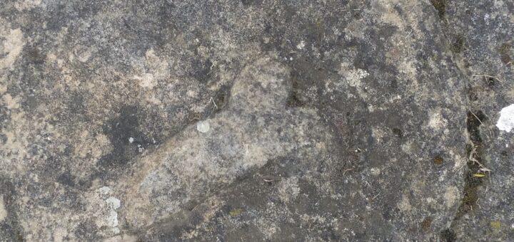Romano-British Phallic Stone Carving